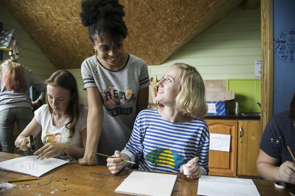 детский лингвистический лагерь